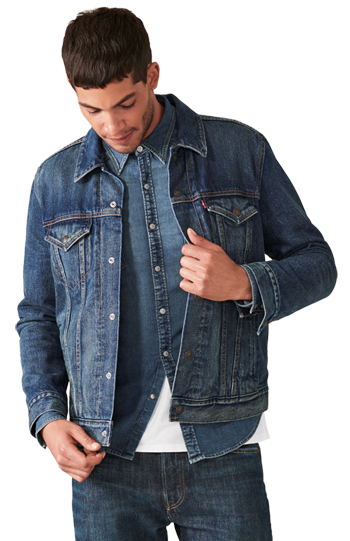 Vestes en jeans