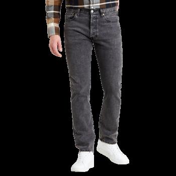 Levi's 501 Jeans, Parrish, dunkelgrau, Frontansicht