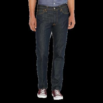 Levi's 501 Jeans Straight, dunkel blau, Marlon, Frontansicht