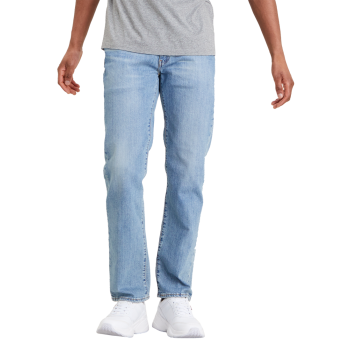 Levi's 514 Jeans Straight, hellblau, King Bridge Stretch, Frontansicht