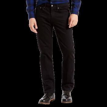 Levi's 514 Jeans Straight, noir, Black Stretch, devant