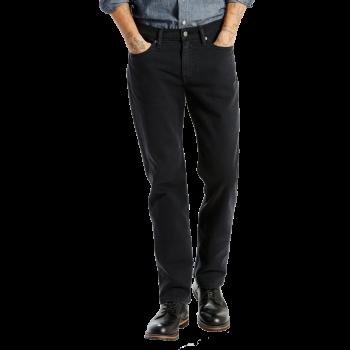 Levi's 514 Jeans Straight, noir, devant