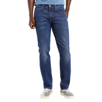 Levi's 511 Jeans Slim, bleu moyen, Evolution Creek, devant
