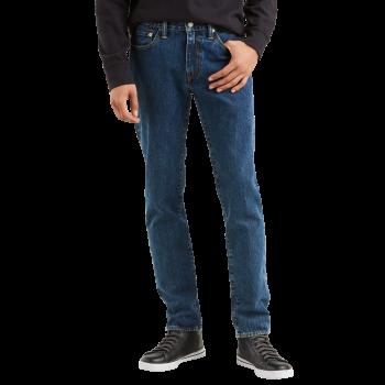 Levi's 511 Jeans, mittelblau, stonewash, Frontansicht