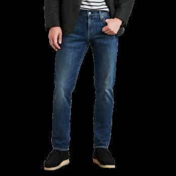 Levi's 511 Jeans Slim, bleu moyen dévalé, Orinda, devant