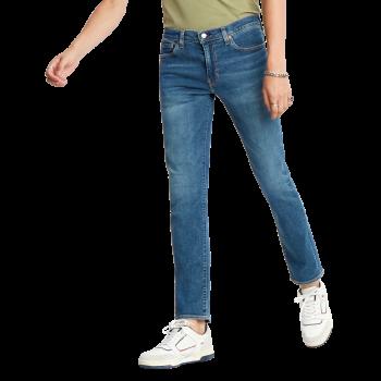 Levi's 511 Jeans Slim, bleu moyen, Cedar Nest, devant
