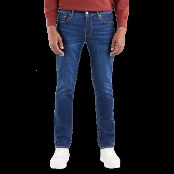 Levi's 511 Jeans Slim, mittelblau, Laurelhurst Shocking, Frontansicht