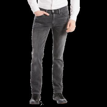 Levi's 511 Jeans Slim, gris, Headed East, devant