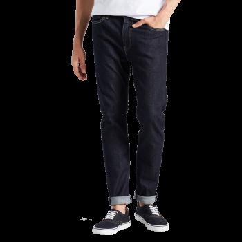 Levi's 510 Jeans Skinny, bleu foncé, Cleaner, devant