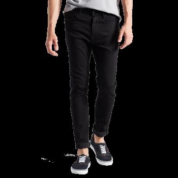 Levi's 510 Jeans Skinny, noir, Stylo, devant