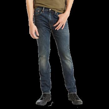 Levi's 510 Jeans Skinny, bleu delavé, Madison Square, devant