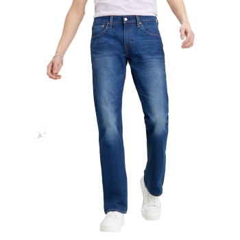 Levi's 527 Jeans Bootcut, Bamboo Subtle, Frontansicht