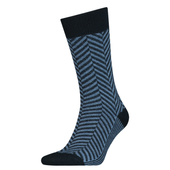 Levi's 1 Pair Wool Socks Regular Cut, Blue / Caviar