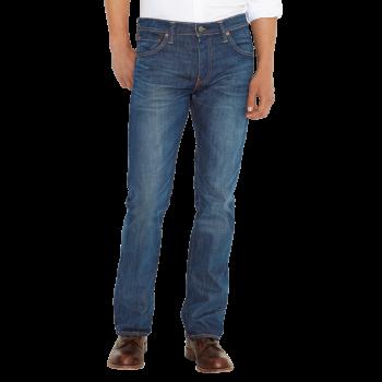 Levi's 527 Jeans Bootcut, délavé bleu moyen, Mostly Mid Blue, devant
