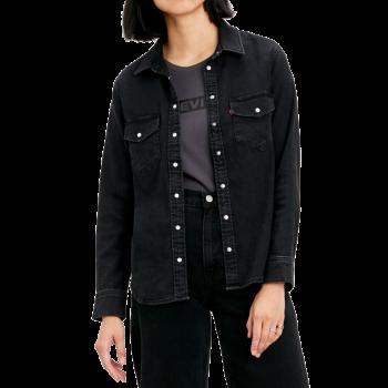 Levi's denim shirt, standard fit, Black Sheep, devant