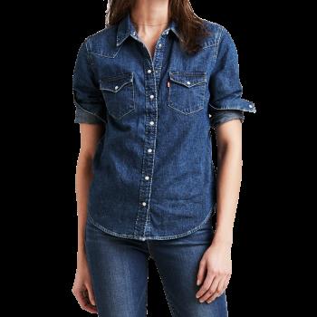 Levi's denim shirt, standard fit, Air Space, devant