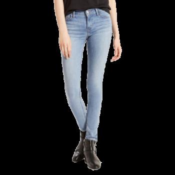 Levi's 710 Jeans Super Skinny, hellblau, Blue Rhapsody, Frontansicht