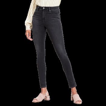Levi's 721 Jeans High Rise Skinny, gris foncé, Shady Acres, devant