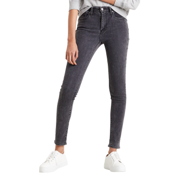 Levi's 721 Jeans High Rise Skinny, True Grit, Frontansicht