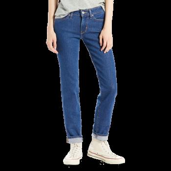 Levi's 712 Jeans Slim, bleu, Indigo Fascination, devant