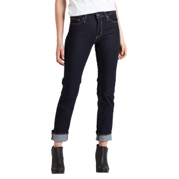Levi's 712 Jeans Slim, dunkelblau, To the Nine, Frontansicht