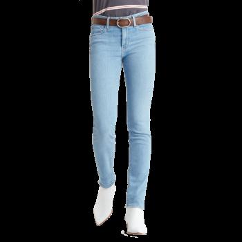 Levi's 712 Jeans Slim, bleu clair, San Francisco Fog, devant