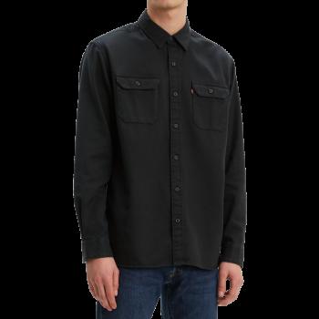Levi's Jackson Worker Shirt, Black, devant