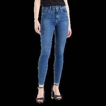 Levi's Mile High Super Skinny Jeans, Venice, Frontansicht