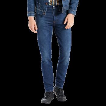 Levi's 512 Jeans Slim Taper, bleu moyen délavé, Glastonbury, devant