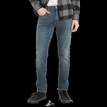 Levi's 512 Jeans Tapered, mittelblau verwaschen, Ludlow, Frontansicht