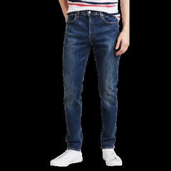 Levi's 512 Jeans Slim Taper, mittelblau verwaschen, Revolt, Frontansicht