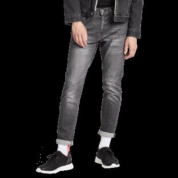 Levi's 512 Jeans, Richmond, gris, devant