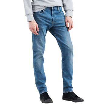 Levi's 512 Jeans Slim Taper, hellblau, 4 Leaf Clover, Frontansicht