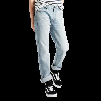 Levi's 512 Jeans, hellblau verwaschen,   Shooting Star, Frontansicht