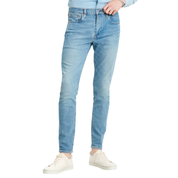 Levi's 512 Jeans Slim Taper, Pelican Rust, Frontansicht