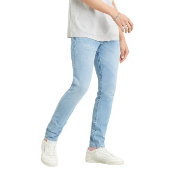 Levi's 512 Jeans, hellblau, Manilla Beans, Frontansicht