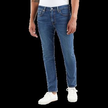 Levi's 512 Jeans, mittelblau verwaschen, Whoop, Frontansicht