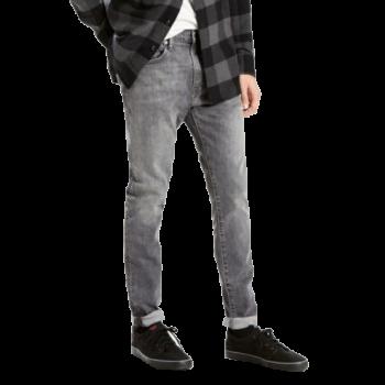 Levi's 512 Jeans, grau verwaschen, Berry Hill, Frontansicht