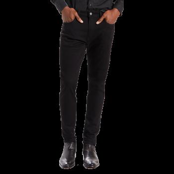 Levi's 512 Jeans Slim Taper, schwarz,   Nightshine, Frontansicht