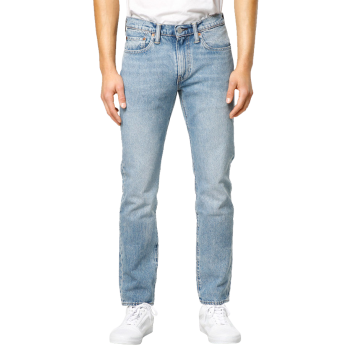 Levi's 502 Jeans Regular Taper, bleu clair, Swaggu Warp, devant