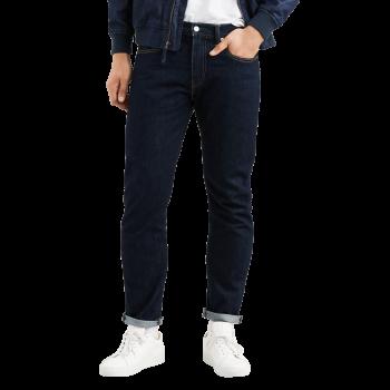 Levi's 502 Jeans regular tapered, dunkelblau, Onewash, Frontansicht