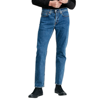 Levi's 502 Jeans Regular Tapered, Stonewash Stretch, devant