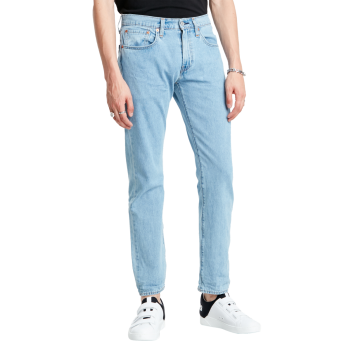 Levi's 502 Jeans, regular tapered, bleu clair, Orlando Stones, devant