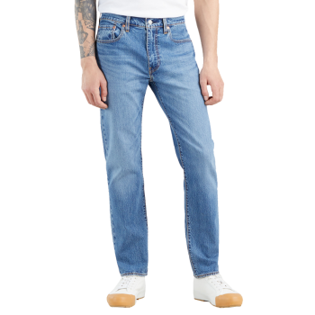 Levi's 502 Jeans Regular Tapered, Squeezy Coolcat, devant