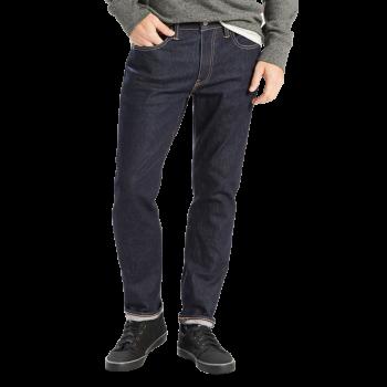 Levi's 502 Jeans Regular Taper, bleu foncé, Chain Rinse, devant