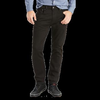 Levi's 502 Jeans Regular Taper, noir, Nightshine, devant