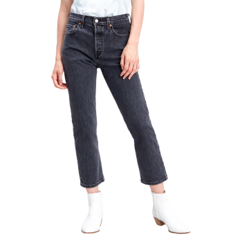 Levi's 501® Crop Jeans, Cabo Fade, Frontansicht