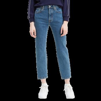 Levi's 501® Crop Jeans, Sansome Breeze Stone, devant