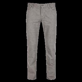 Alberto Jeans Pipe, regular slim fit, Micro Dark Blue, Frontansicht