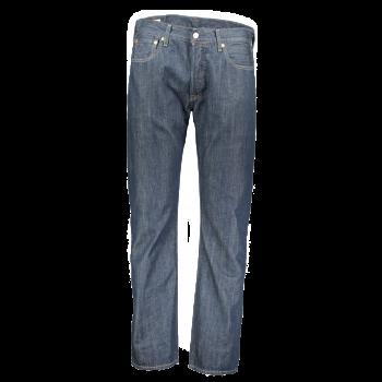 Levi's 501 Jeans straight, bleu foncé-anthracite, devant